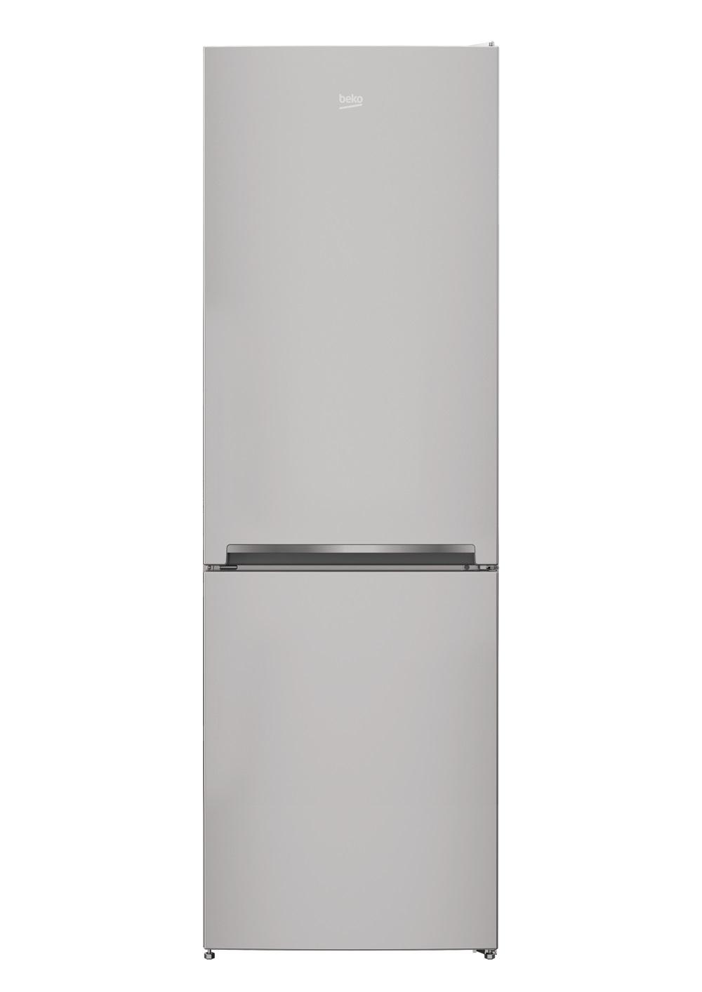 Beko RCSA330K20S Libera installazione 295L A+ Argento frigorifero con congelatore  RCSA330K20S TP2_RCSA330K20S