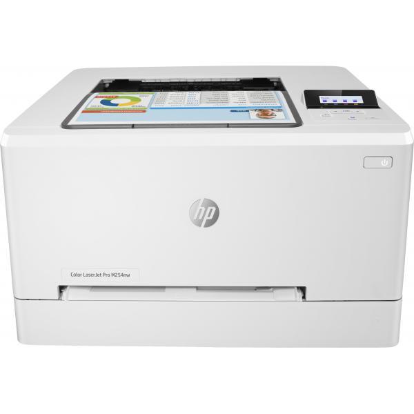 HP Color LaserJet Pro M254nw Printer HP Color LaserJet Pro M254nw Printer:EUR - T6B59A#B19