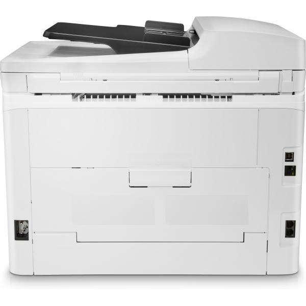 Stampante Multifunzione LaserJet Pro M181FW Laser a Colori Stampa Copia Scansione Fax A4 16 ppm Wi-Fi USB Ethernet