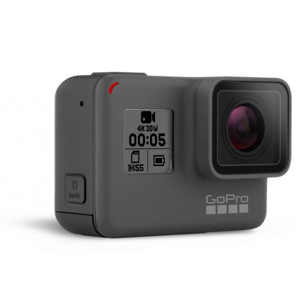 GoPro HERO5 Black 12MP 4K Ultra HD Wi-Fi fotocamera per sport d'azione  CHDHX-502 TP2_CHDHX-502