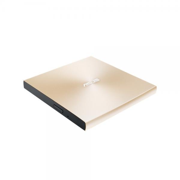 ASUS ZenDrive U9M DVD Ultra Slim Brenner MDisk USB2.0/ Type C gold Mac/PC