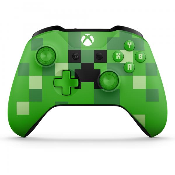 Microsoft XBOXONE BRNDD WL CNTRLLRC Gamepad PC, Tablet PC, Xbox One, Xbox One S Multicolore 0889842182354 WL3-00057 TP2_WL3-00057