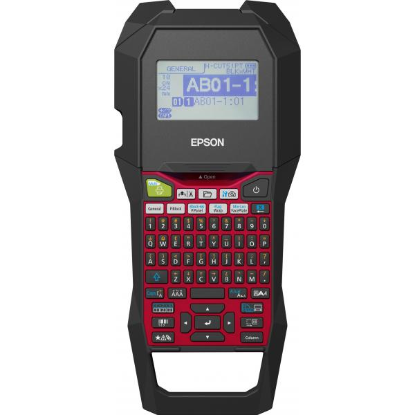Epson LabelWorks LW-Z700FK Trasferimento termico 180 x 180DPI stampante per etichette (CD) 8715946621401 C51CF25110 08_C51CF25110