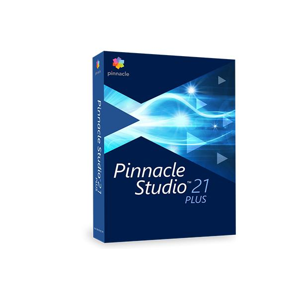 Corel Pinnacle Studio 21 Plus 0735163151503 PNST21PLMLEU 10_185F819