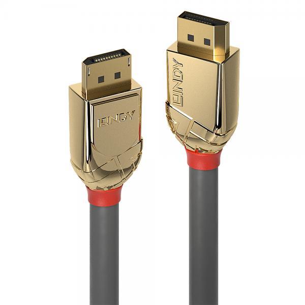 Lindy 36294 cavo DisplayPort 5 m Nero