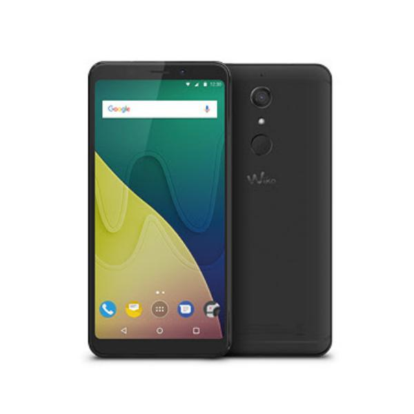 WIKO VIEW XL BLACK DIS 5.99 QC 1.4 GHZ 32 GB 13 MP 16 FRONT  IN