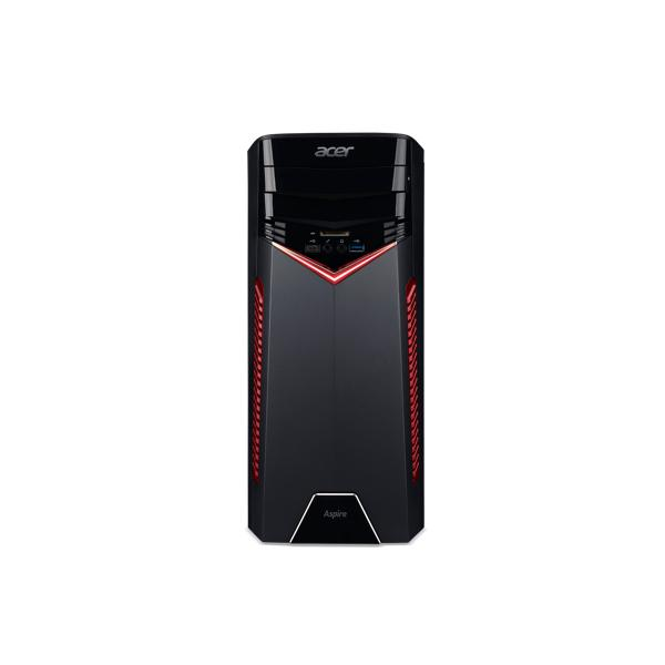 Acer Aspire GX-281 3.2GHz 1600 Nero, Rosso PC 4713883216296 DG.E0DET.001 08_DG.E0DET.001
