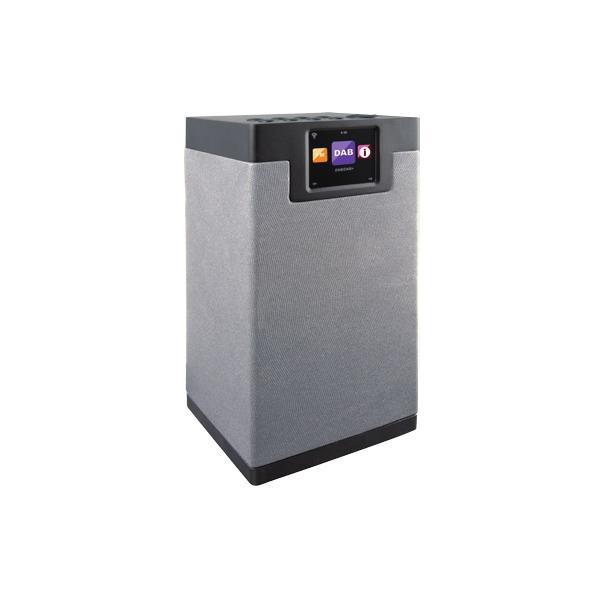 Imperial DABMAN i600 Internet Analogico e digitale Nero, Grigio radio