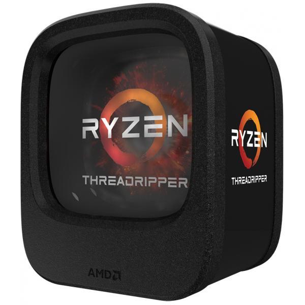 AMD Ryzen Threadripper 1900X 3.8GHz 16MB L3 Scatola processore 0730143309042 YD190XA8AEWOF 07_42457