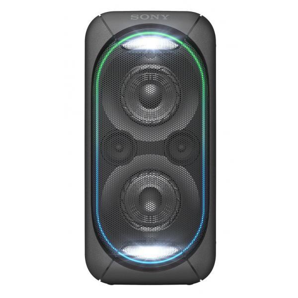 DIFF. 2VIE EXTRA BASS BT/NFC USB ILL.LED NERO