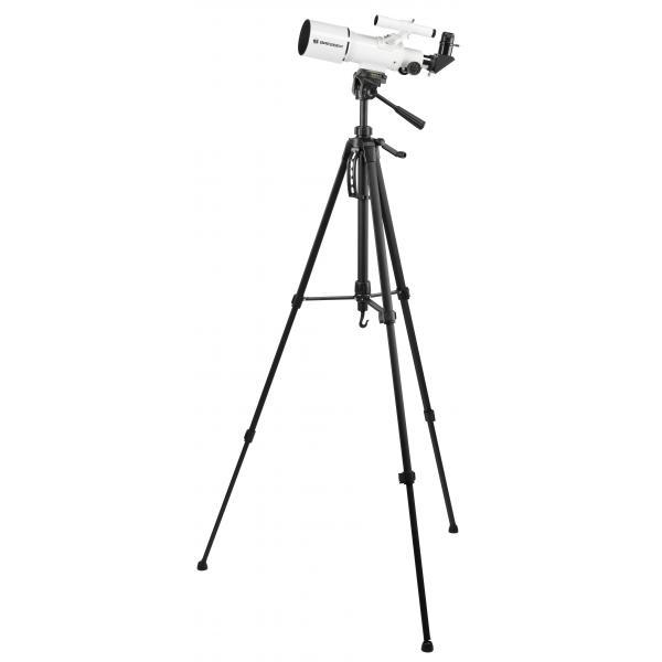Bresser Optics CLASSIC 70/350 Rifrattore 140x Nero, Bianco