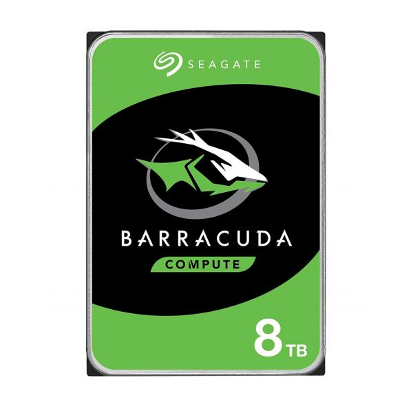 Seagate Barracuda ST8000DM004 disco rigido interno 3.5