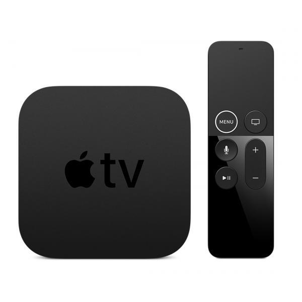 Apple TV 4K 32 GB Wi-Fi Collegamento ethernet LAN Nero 4K Ultra HD