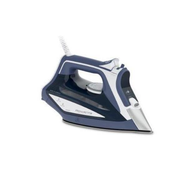 Rowenta DW5210 Ferro da stiro a secco e a vapore Acciaio inossidabile 2600W Blu, Bianco 4210101953013 DW5210E0 04_90707315