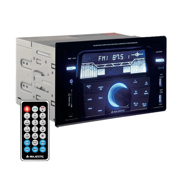 180W (45Wx4), SD, Bluetooth, FM, MP3, Nero
