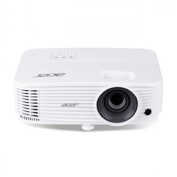 Acer P1250 Proiettore portatile 3600ANSI lumen DLP XGA (1024x768) Compatibilità 3D Bianco videoproiettore 4713883183840 MR.JPL11.001 10_865CC31