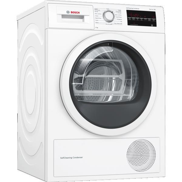 Bosch Serie 6 WTW85469II Libera installazione Carica frontale 9kg A++ Bianco asciugatrice  WTW85469II TP2_WTW85469II
