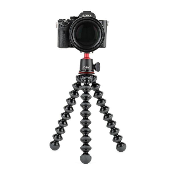 Joby GorillaPod 3K Kit treppiede Fotocamere digitali/film 3 gamba/gambe Nero