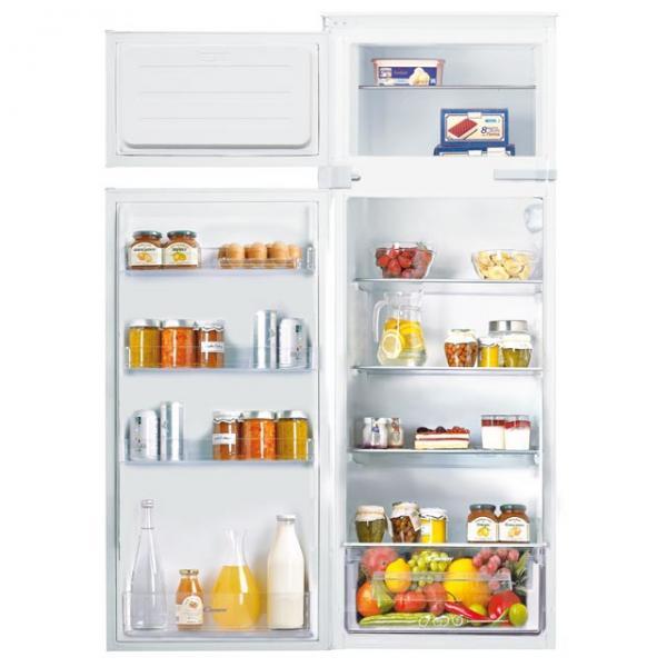 Candy CFBD2650E/1S Incasso 242L A+ Bianco frigorifero con congelatore 8016361895324 34900377 08_34900377