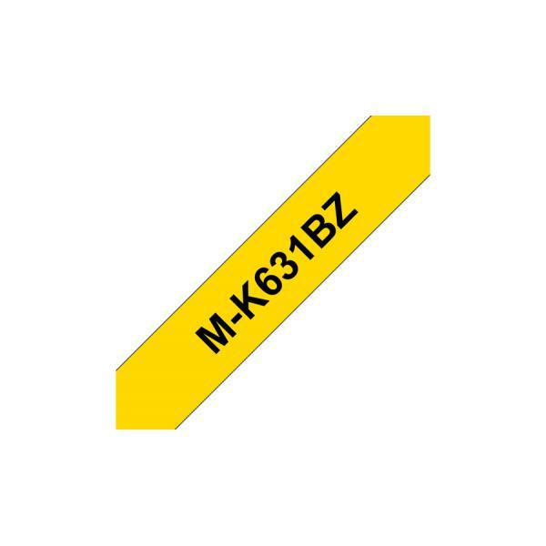 Brother 12mm Nastro M 0012502534631 MK631BZ 10_5833470
