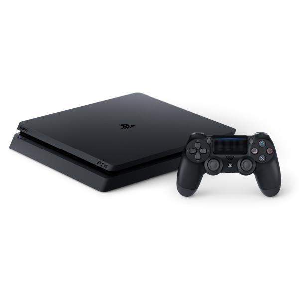 Playstation 4 Slim 500GB schwarz