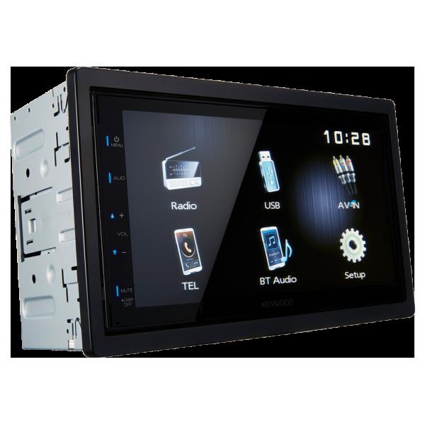 Kenwood DMX-110BT Monitore Nero