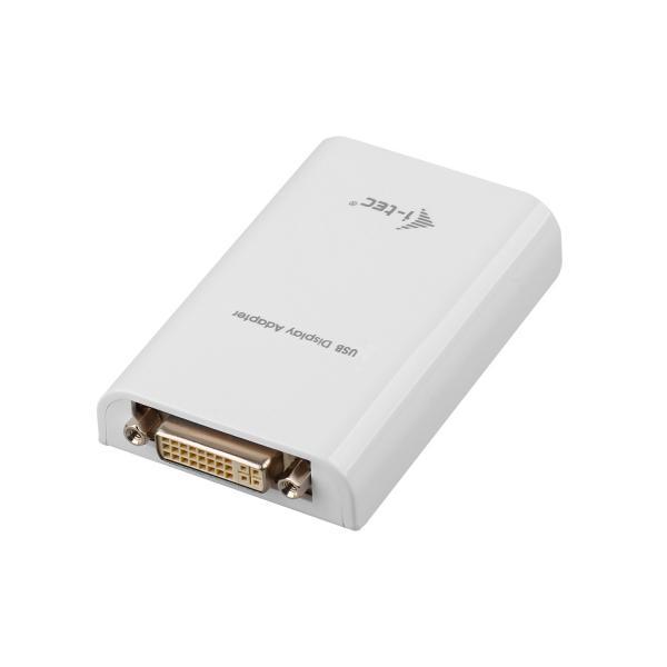 i-tec USB2HDTRIO mini-USB type A DVI-I Nero cavo di interfaccia e adattatore 8594047317631 USB2HDTRIO 10_3G60070