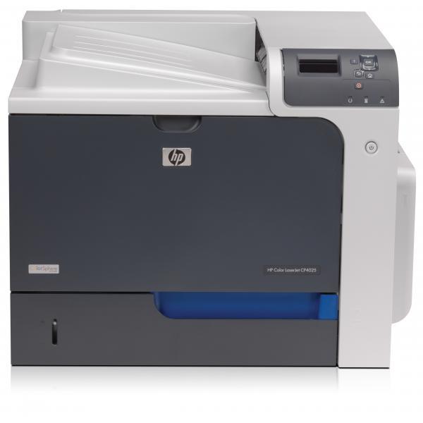 HP Color LaserJet CP4025DN Printer Europe - Multilingual Localization - CC490A#B19