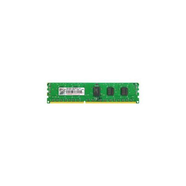 Transcend T series 8GB DDR3 1066 REG DIMM 8GB DDR3 1066MHz memoria 0760557817345 TS1GKR72V1N 10_F611641