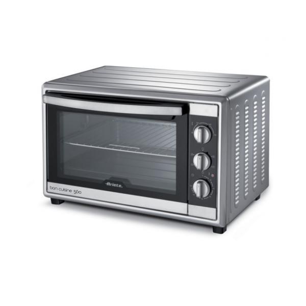 Ariete Bon Cuisine 560 56 L Nero, Argento Grill 2200 W