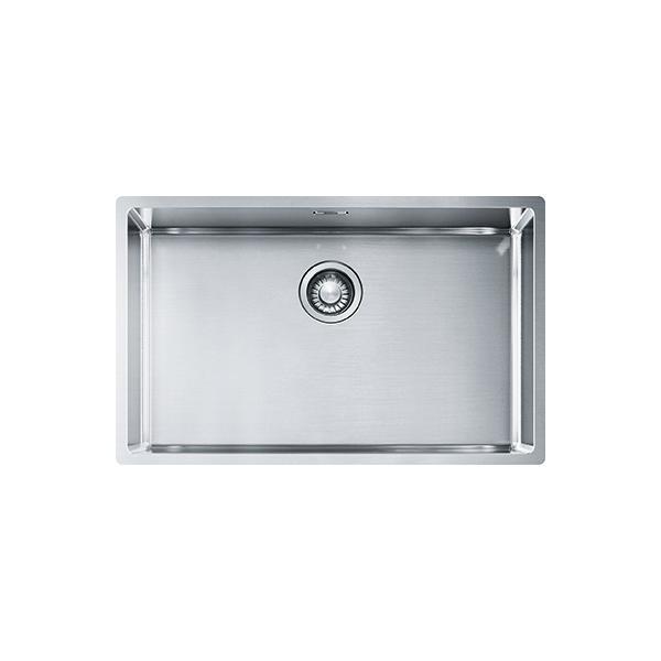 Franke BXX 210/110-68 - Lavello Franke Box, Inox satinato, 72.5x45 cm, FUN# 127.0369.284