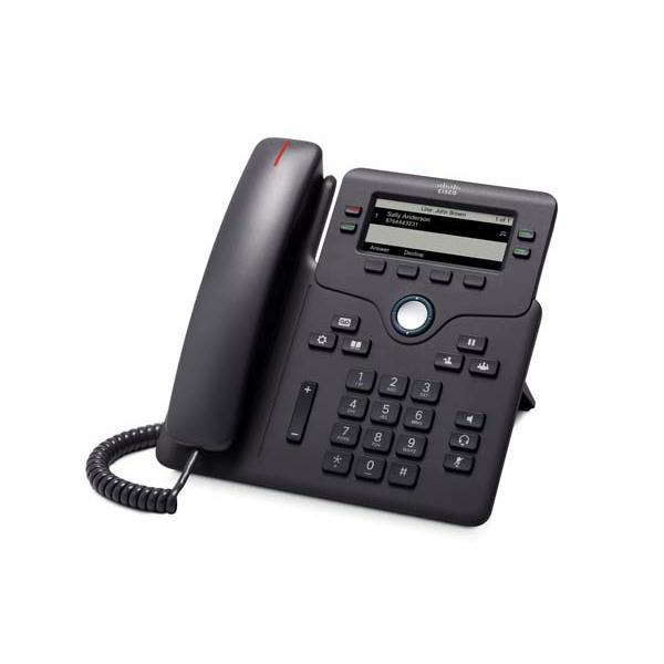 CISCO 6851 PHONE FOR MPP GREY NB HANDSET SPARE