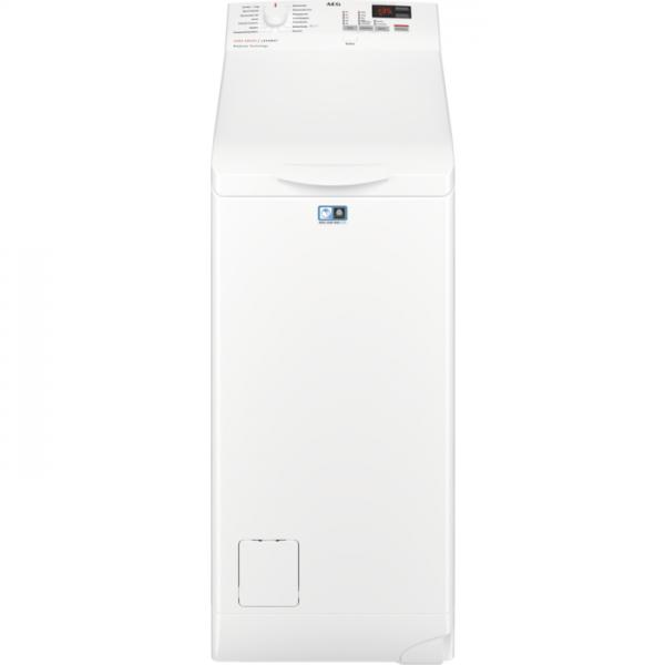 AEG L6TB40260 lavatrice Libera installazione Caricamento dall'alto 6 kg 1200 Giri/min F Bianco