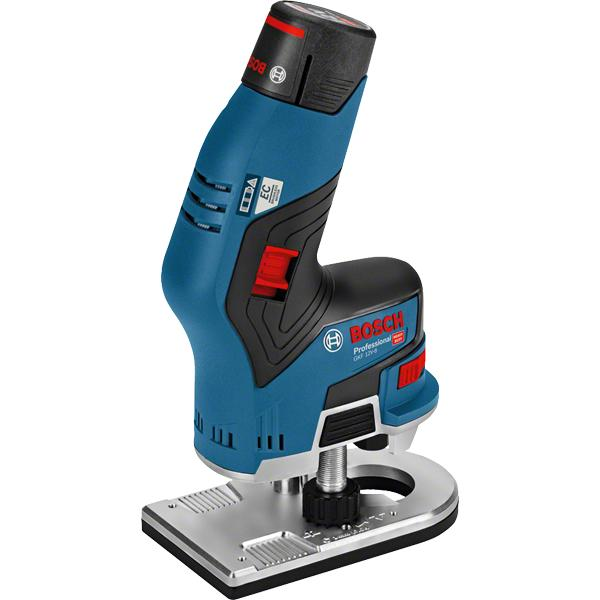 Bosch GKF 12V-8 Professional 13000 Giri/min Nero, Blu, Rosso