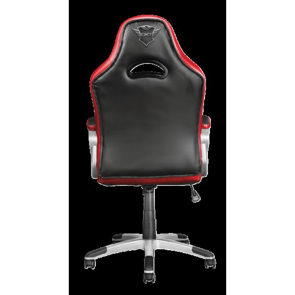 Poltrona Gaming GXT705 Rion - Colore Rosso / Nero