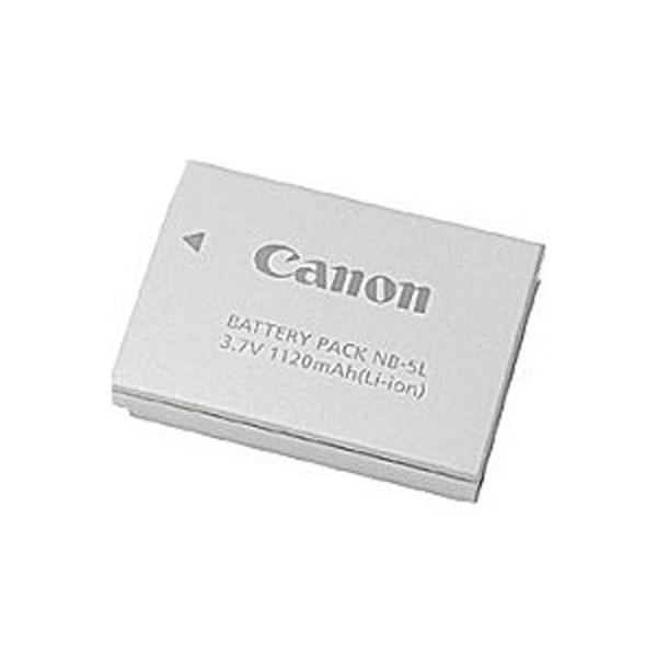 Canon NB-5L Ioni di Litio 1120 mAh
