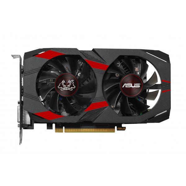 VGA Asus GeForce® GTX 1050 Ti 4GB Cerberus O4G