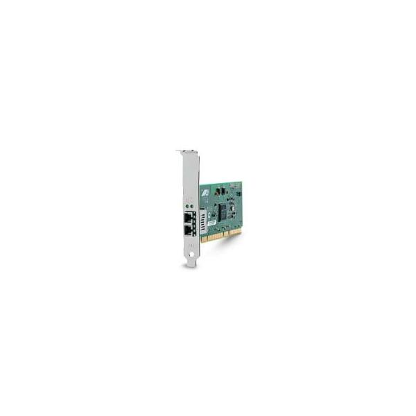 Allied Telesis AT-2931SX/SC 64-bit Gigabit Fiber Adapter Cards Interno 1000Mbit/s scheda di rete e adattatore 0767035177700 AT-2931SX/SC-001 10_4252169