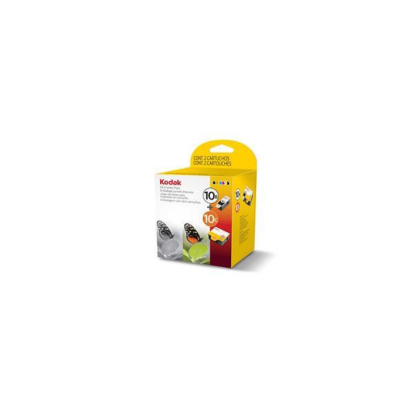 Kodak cartuccia      nero    und colore 10 B + 10 C 3949948
