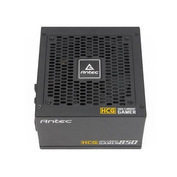 Antec HCG850 Gold alimentatore per computer 850 W 24-pin ATX ATX Nero