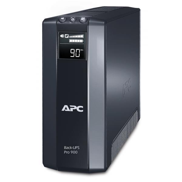 APC APC Back-UPS Pro gruppo di continuità (UPS) 900 VA 8 presa(e) AC A linea interattiva