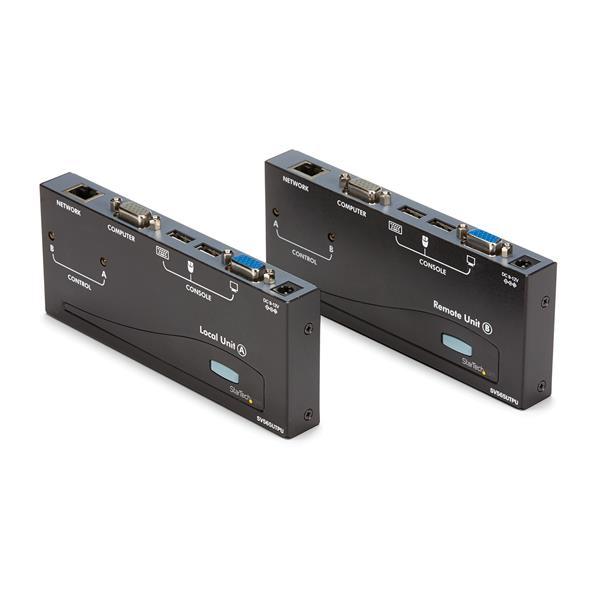 StarTech.com StarTech.com Estensore console KVM VGA USB via cavo UTP CAT5 (152m)