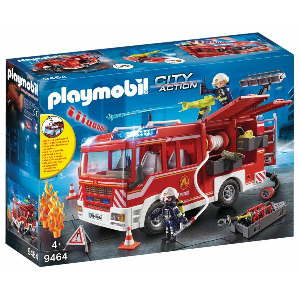 PLAYMOBIL - Feuerwehr-Rüstfahrzeug (9464)