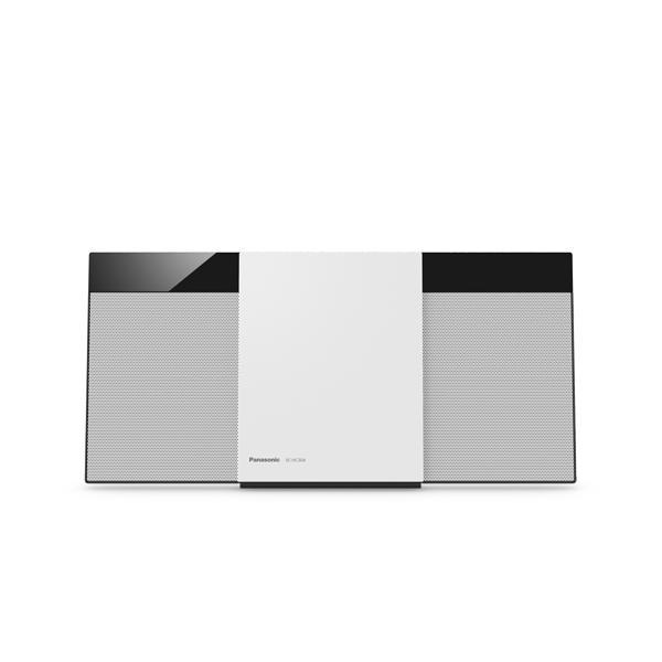 Panasonic SC-HC304 Lettore CD HiFi Bianco