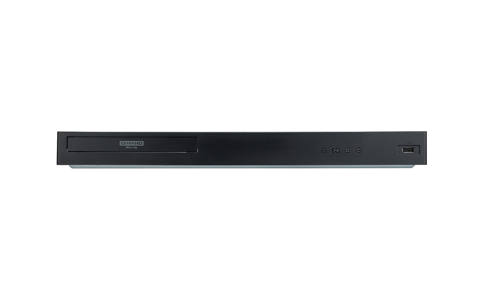 Riproduttore DVD LG UBK80 4K USB HDMI Nero