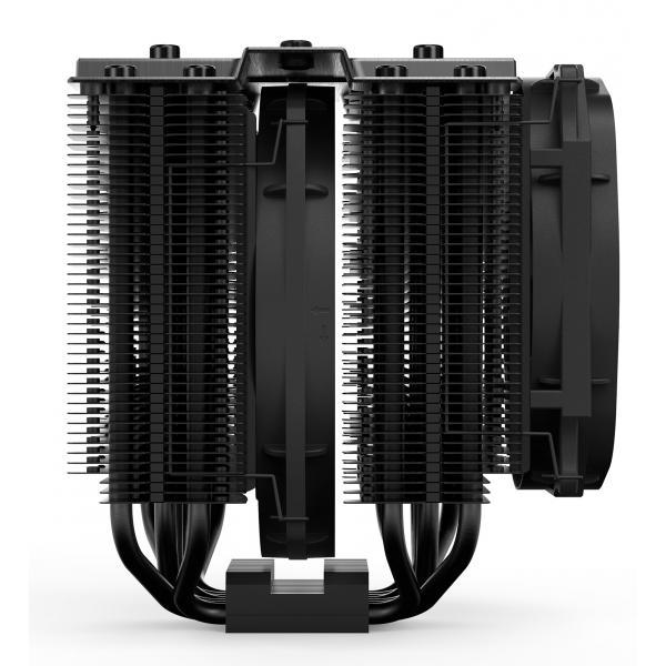 be quiet! Dark Rock Pro 4 Processore Refrigeratore 120/135 mm Nero