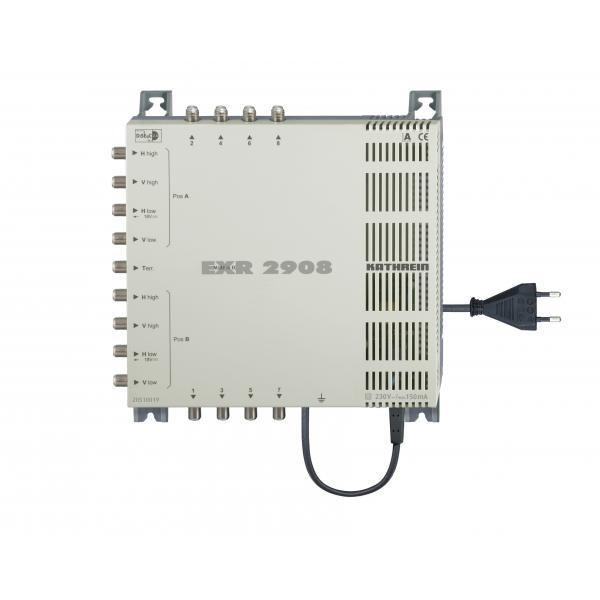 Kathrein EXR 2908 commutatore video BNC