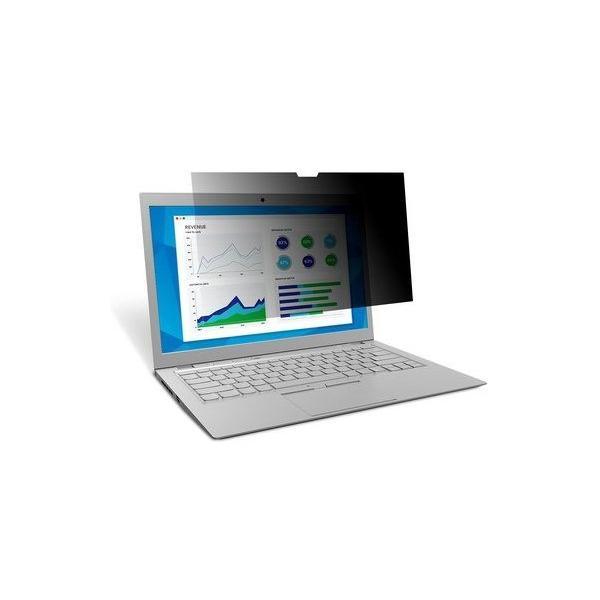 3M Filtro privacy tocco per laptop a schermo intero da 14