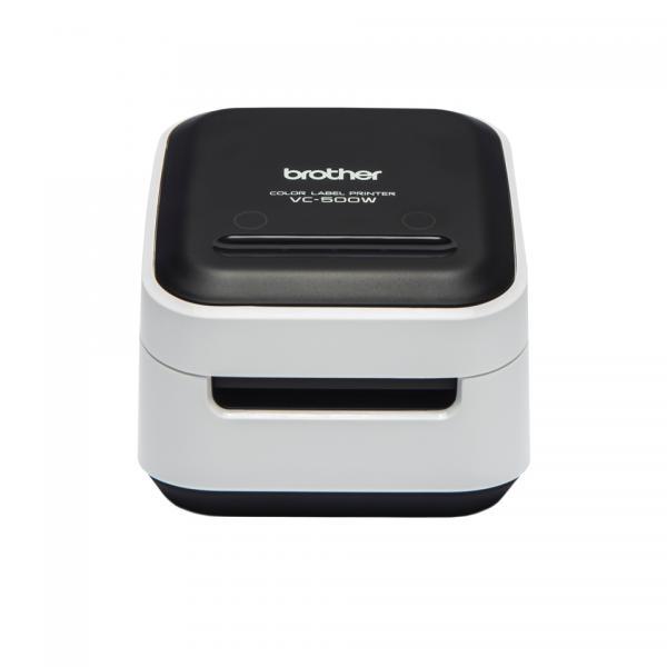Brother VC-500W stampante per etichette (CD) ZINK (Zero-Ink) A colori 313 x 313 DPI CZ