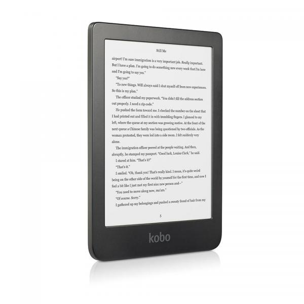KOBO eBOOK READER CLARA HD NERO